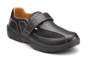 Black Douglas shoe