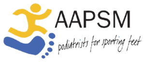 AAPSM Logo | Mint Foot Care