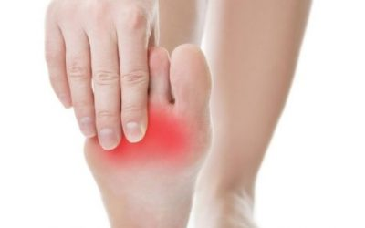 Sore foot at front | Mint Foot Care